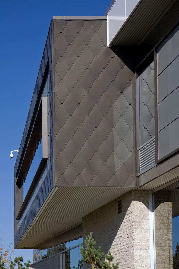 May 2012 for Architecture zinc