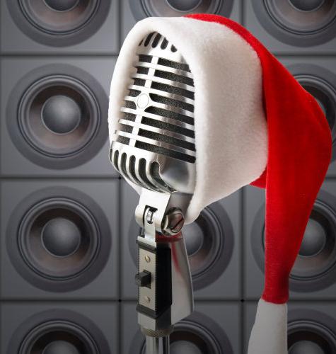 Christmas Microphone | quotes.lol-rofl.com
