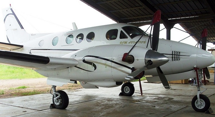 1981 Beechcraft King Air C90 for sale by International